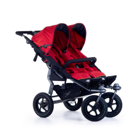 TFK Sisarusrattaat Twin Adventure 2, Tango Red
