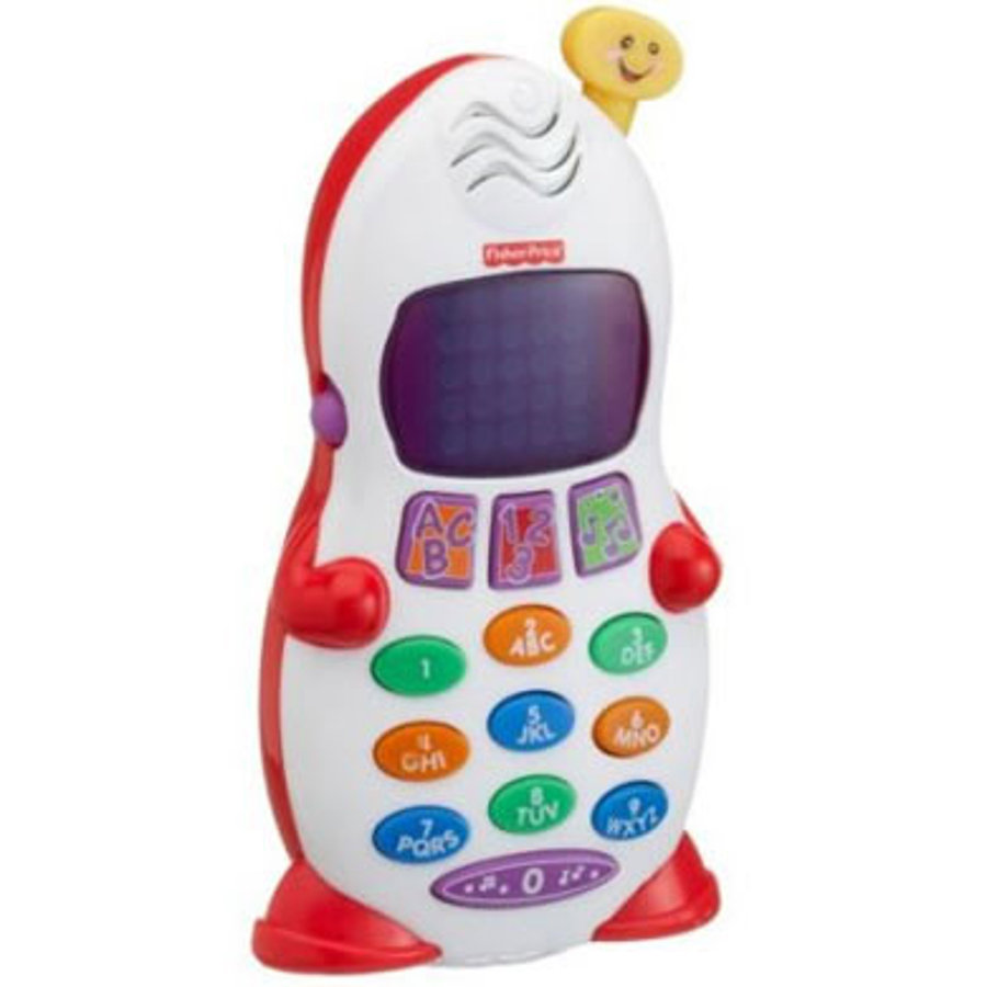 FISHER PRICE Laugh & Lern Lernspass Telefon