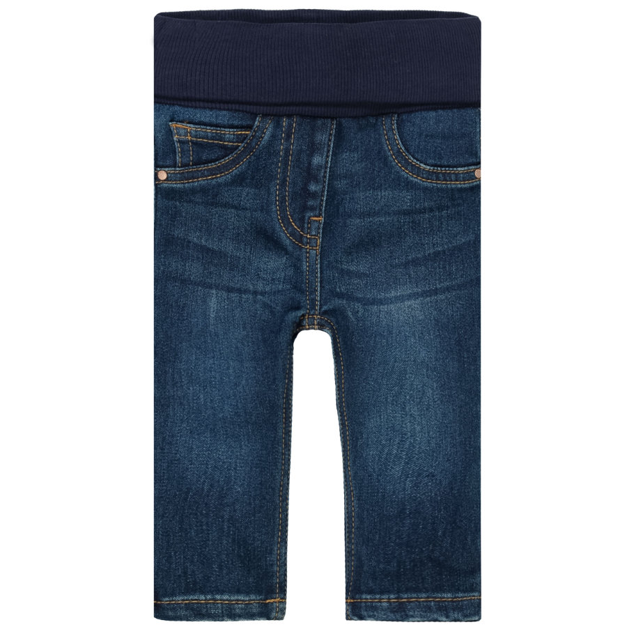 STACCATO Boys Thermo jeans donkerblauw