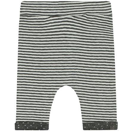 STACCATO NB tyttöjen housut luonnonvalkoisilla raidoilla