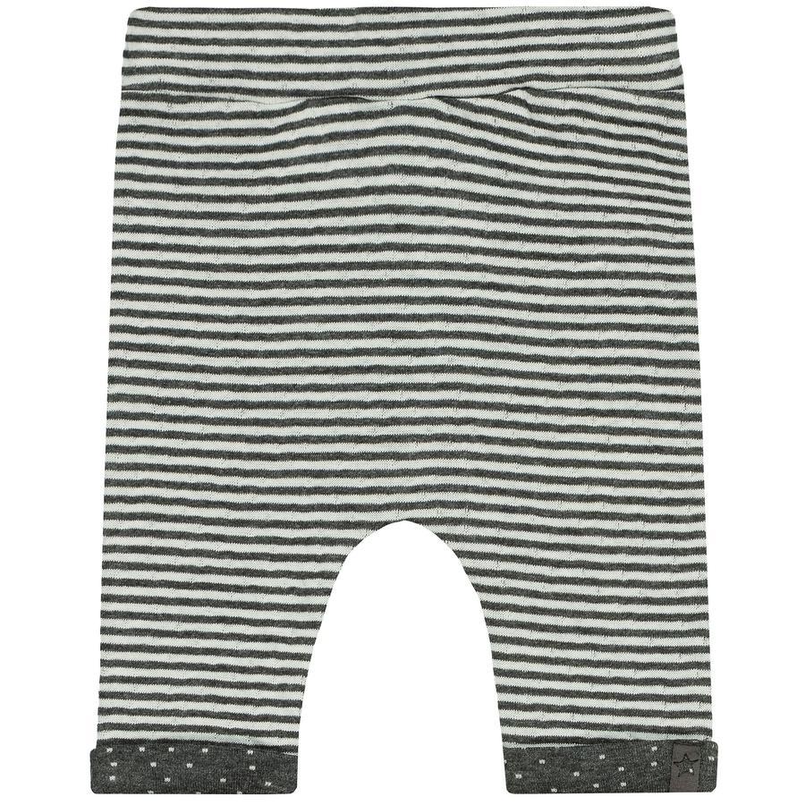 STACCATO NB Girl s Pantalon met gebroken witte strepen