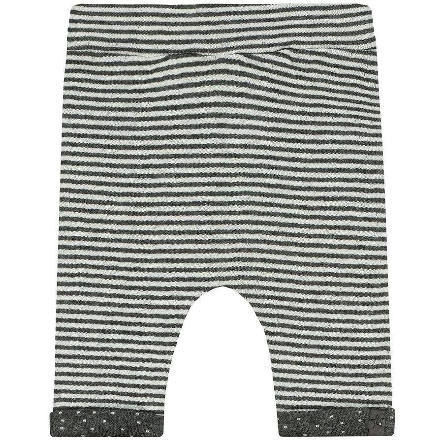 STACCATO NB Girl s Pantalon rayures blanc cassé