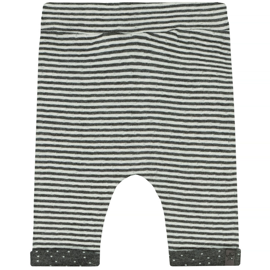 STACCATO NB Girl s Pantalones de rayas blanquecinas
