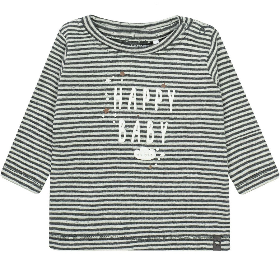 STACCATO NB Shirt offwhite stripes