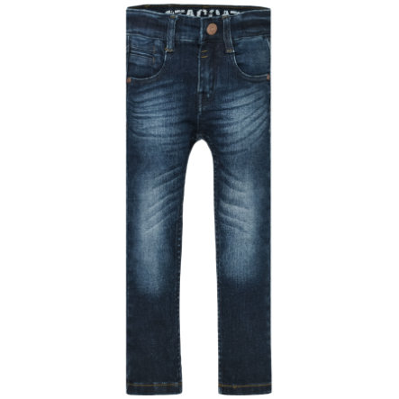 STACCATO Boys Jeans Magere donkerblauwe denim