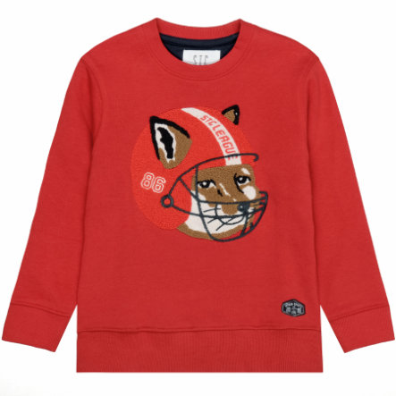 STACCATO Boys Sweatshirt deep red
