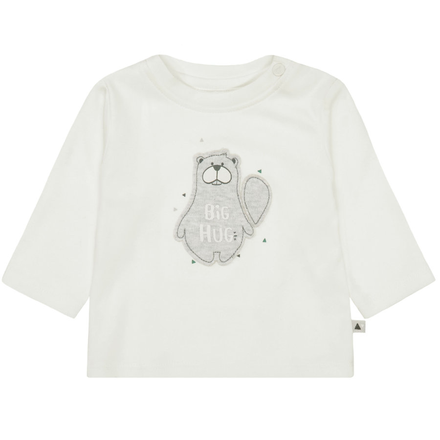 STACCATO Girls Langarmshirt off white