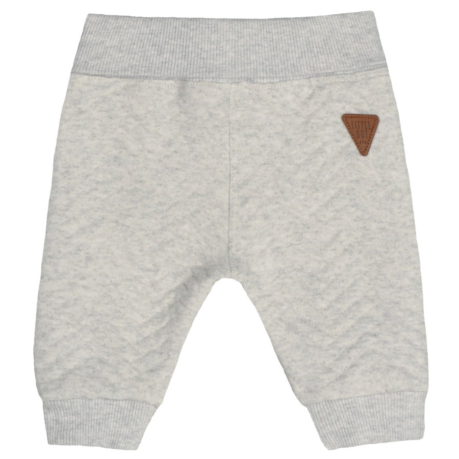 STACCATO Boys Spodnie struktura srebrna