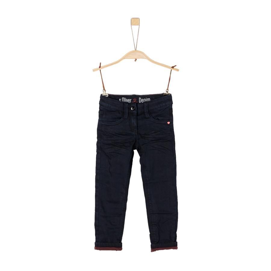s.Oliver Girl jeans s jeans blu denim stretch