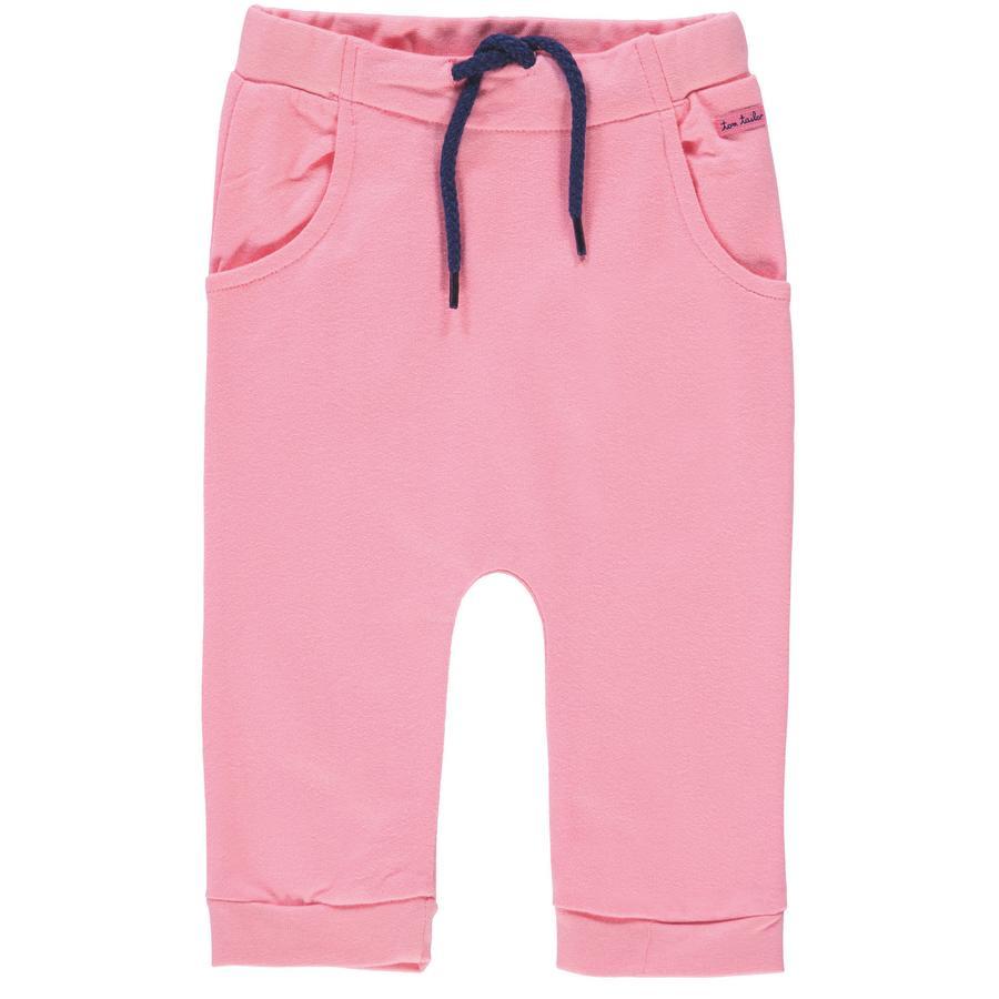 TOM TAILOR Girls Sweathose, pink