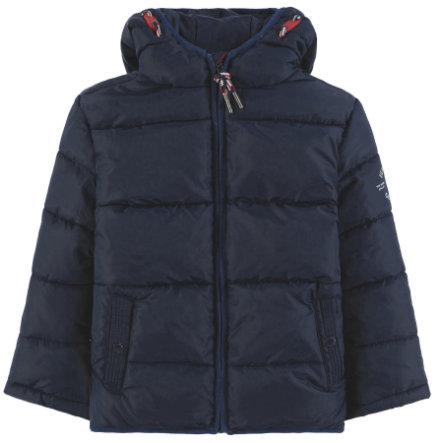 TOM TAILOR Boys Steppjacke, blau