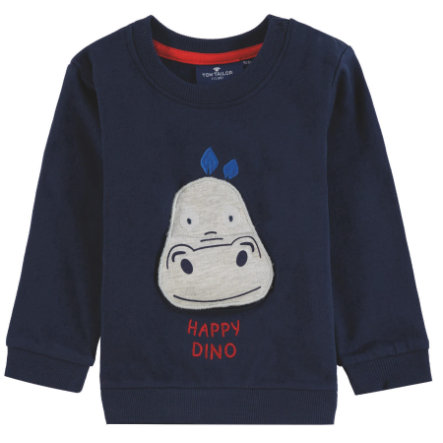 TOM TAILOR Baby Boys Sweatshirt, blau
