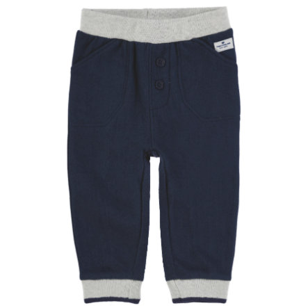 TOM TAILOR Boys Sweathose, blau