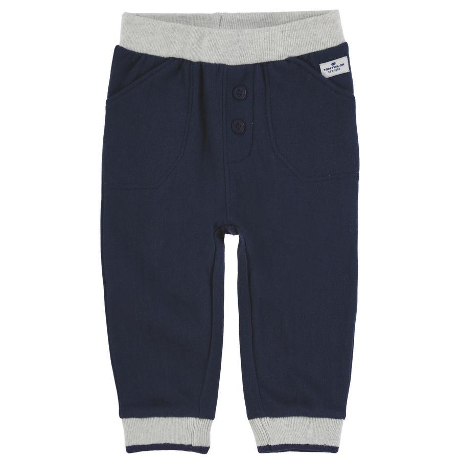 TOM TAILOR Boys joggingbroek, blauw