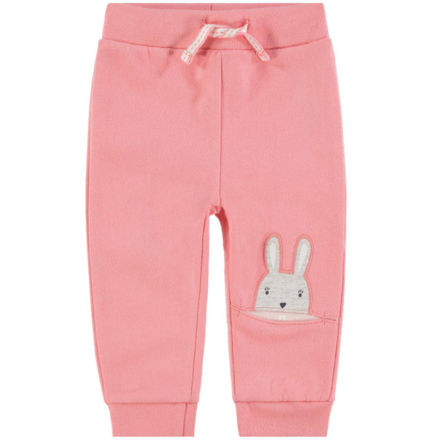TOM TAILOR Girls Teplákové kalhoty, růžové