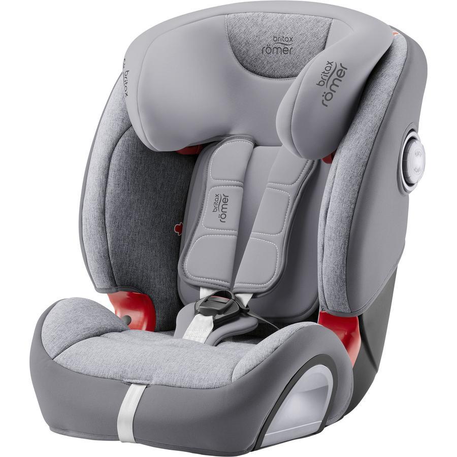 britax römer silla de coche Evolva 123 SL SICT Grey Marble
