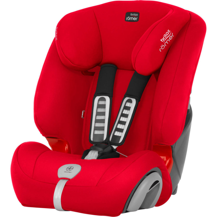 BRITAX RÖMER Evolva 123 Plus 2019 Fire Red