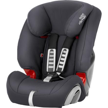 britax römer silla de coche Evolva 123 Storm Grey