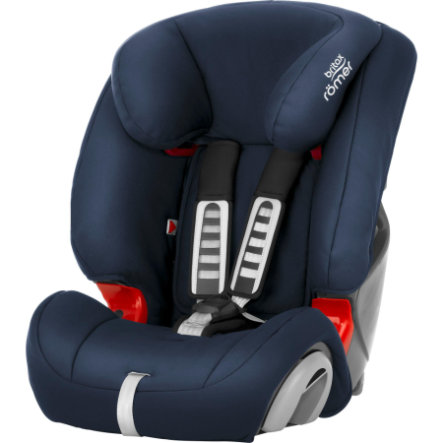 Britax Römer Siège auto Evolva 1 2 3 Moonlight Blue, 2019