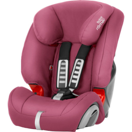 Britax Römer Evolva 123 2019 Wine Rose
