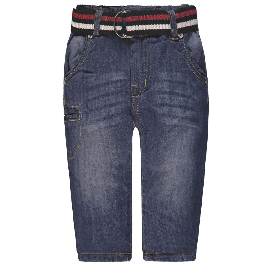 Steiff Boys Jeans, light blue denim