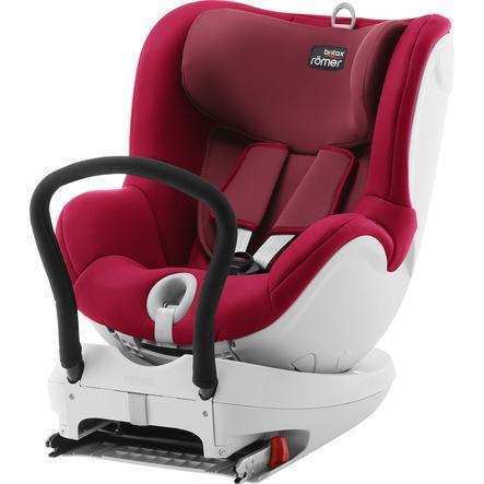 britax römer silla de coche Dualfix Flame Red