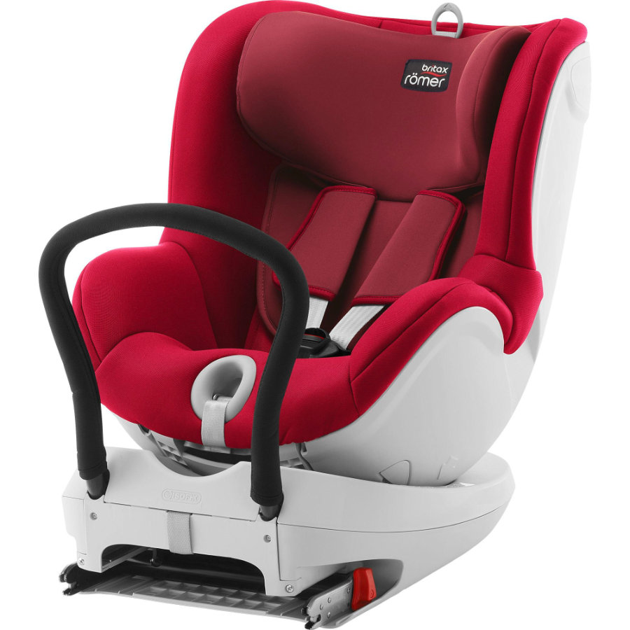BRITAX RÖMER Autostoel Dualfix Flame Red
