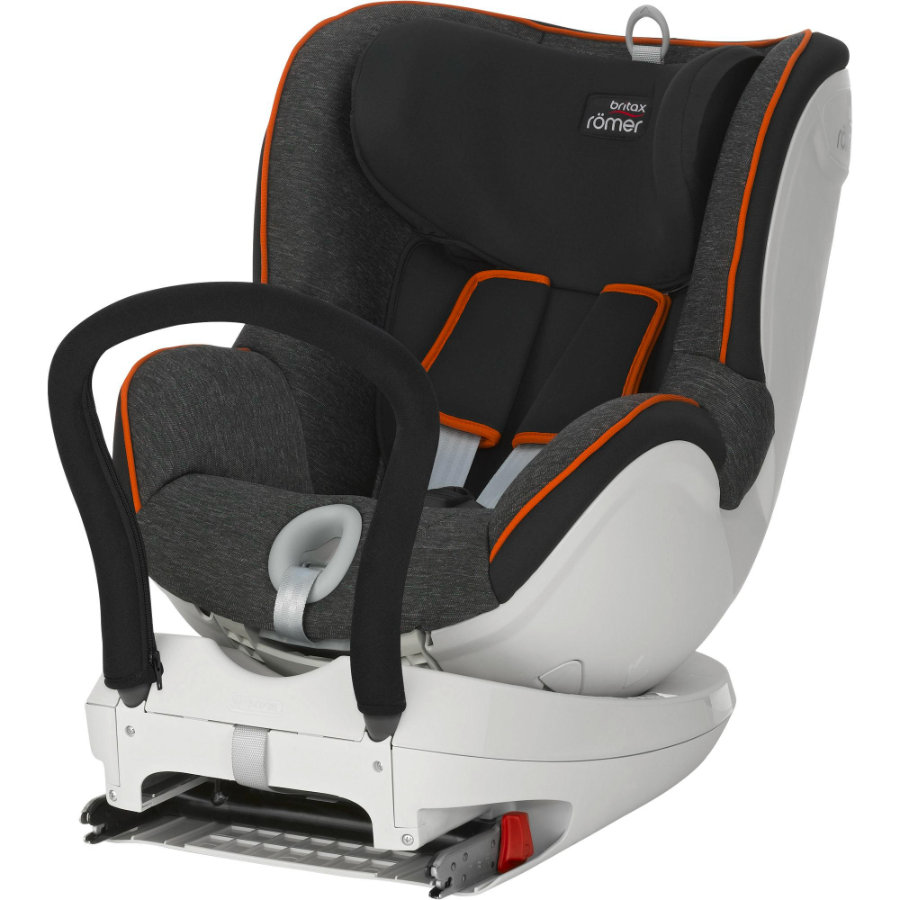 Britax Römer Child car seat Dualfix Black Marble