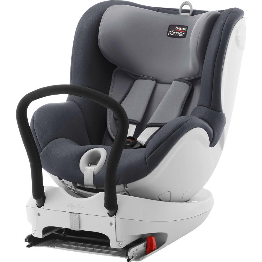britax römer silla de coche Dualfix Storm Grey
