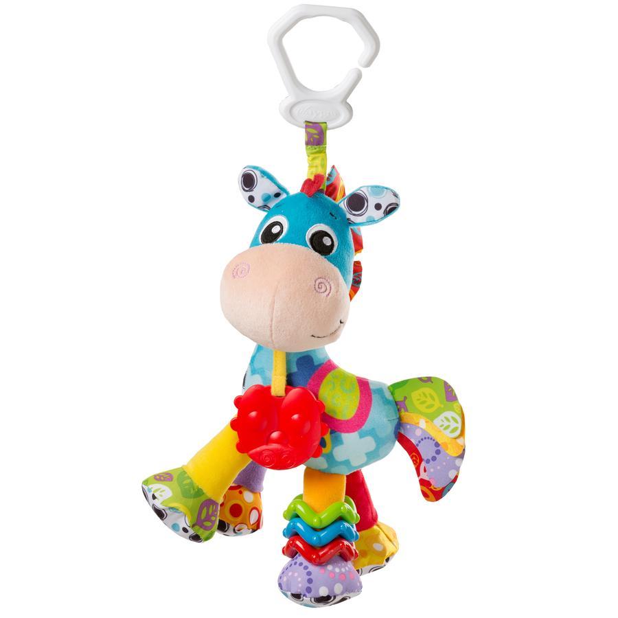 playgro Hochet pendentif cheval multicolore