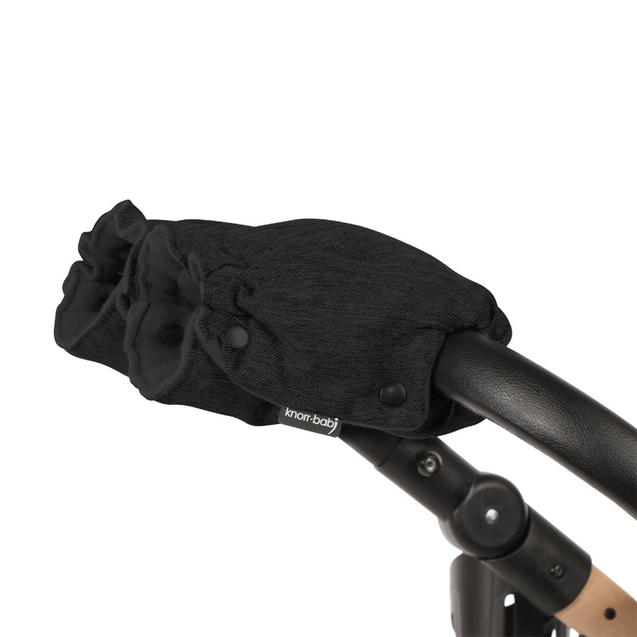 knorr-baby rukavice černé