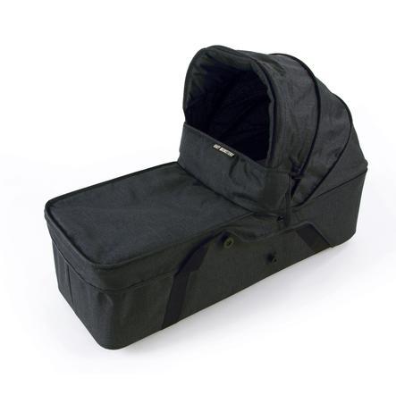 BABY MONSTERS Kinderwagenaufsatz Side für Easy Twin 3.0S Black Limited Edition