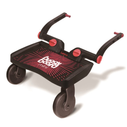 Buggy Board Mini von Lascal rot