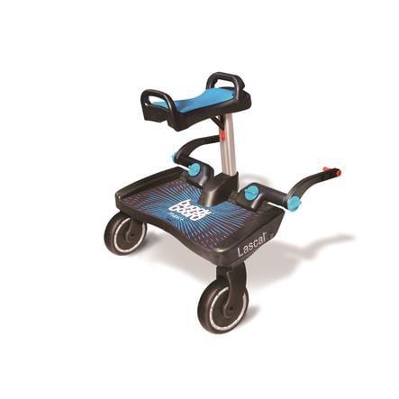 Lascal stupátko Buggy Board Maxi+ s modrým sedátkem
