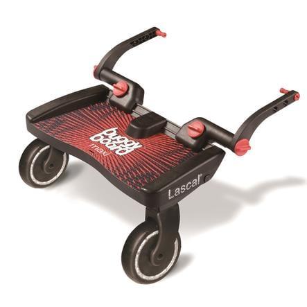 Lascal Ståbrett Buggy Board Maxi rød
