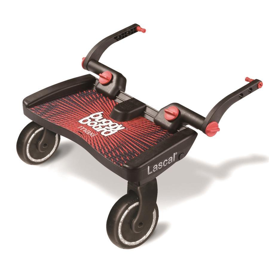 Lascal Buggy Board Maxi červený