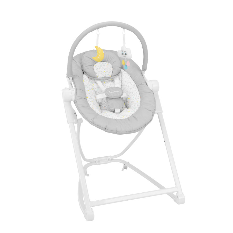 badabulle Babywippe Compact'up Candy