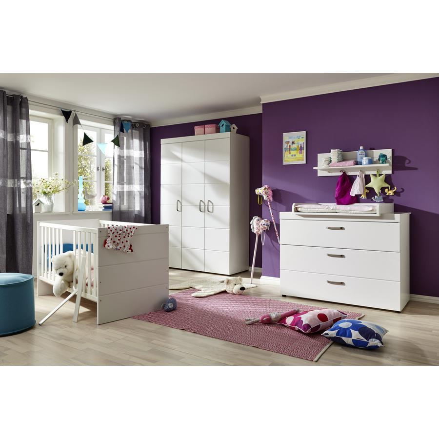 trendteam Kinderzimmer Luca 3-türig