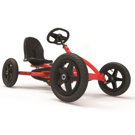 BERG Pedal Go-Kart Buddy Redster Sondermodell - limitiert