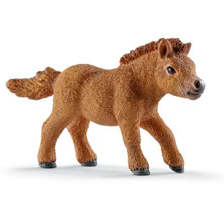 SCHLEICH Mini Poulain Poney Shetland 13777