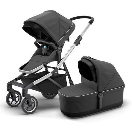 THULE Wózek dziecięcy Kombi Sleek Shadow Grey