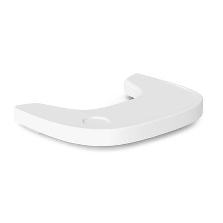 CHILDHOME Tablette chaise haute Evolu 2 plastique blanche