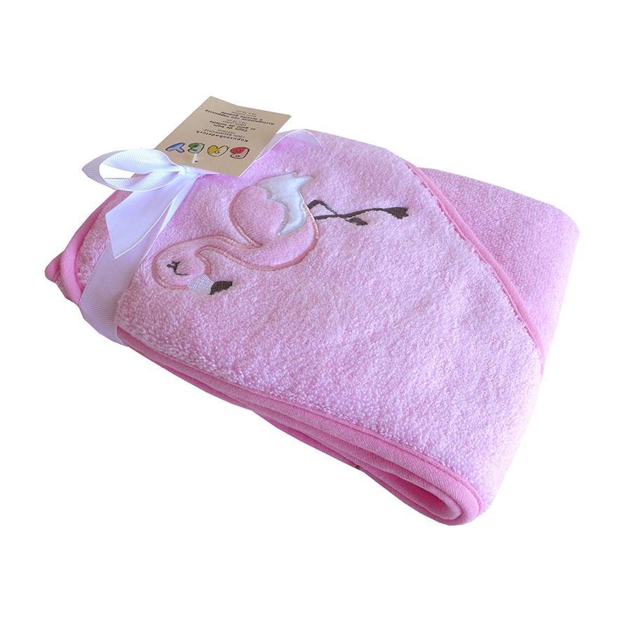 Asciugamano da bagno HAT & CO pink