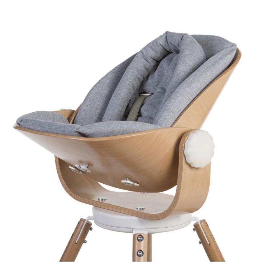 CHILDHOME Cuscino per seduta Newborn Evolu grigio