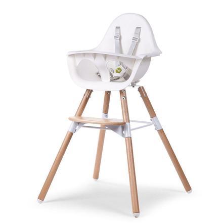 Tisch für Hochstuhl Evolu 2, Buche Natur, Childhome