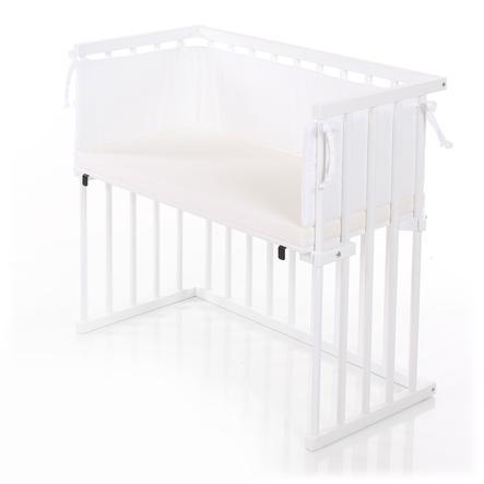 dream good Ekstra seng hvit inkl. madrass prime air og reirhvit