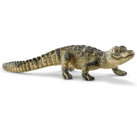 SCHLEICH Mały aligator 14728