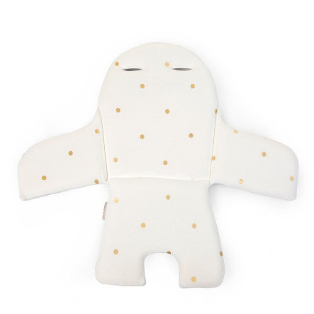 CHILDHOME Cuscino seggiolone Evolu Gold Dots