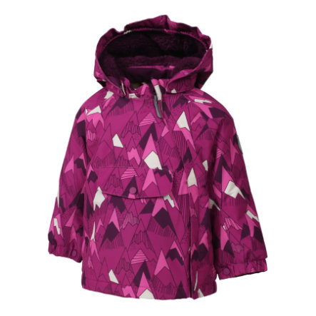 COLOR KIDS Jacke Raidoni Berry