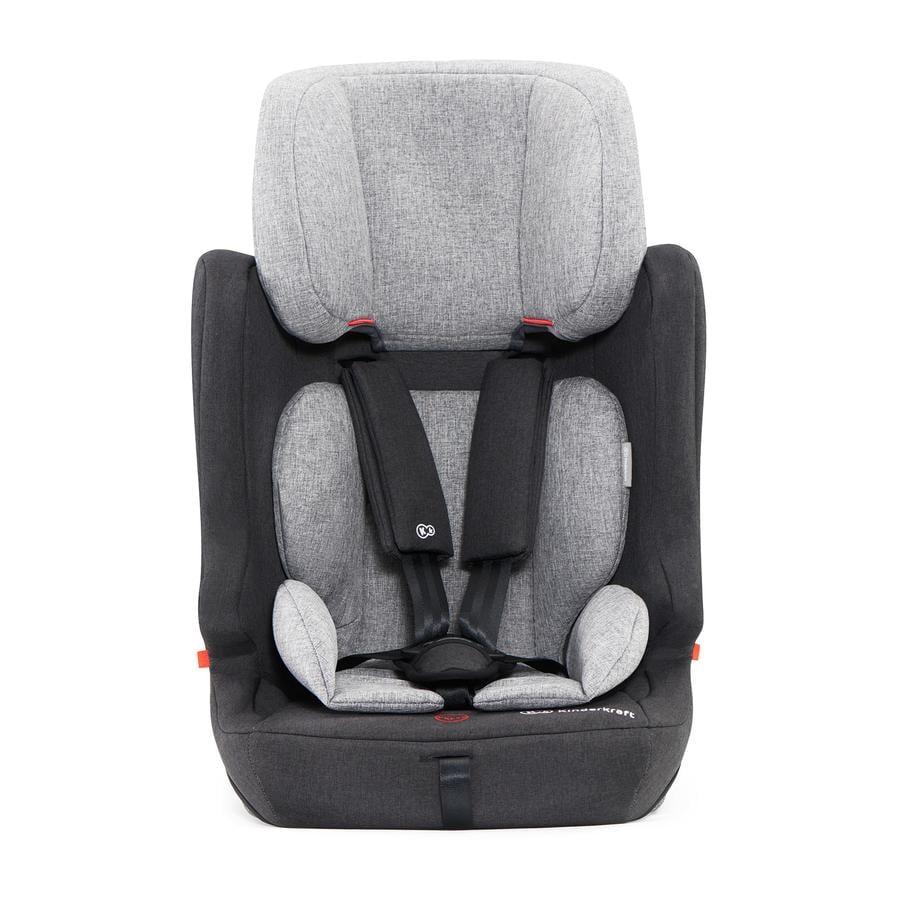Kinderkraft Silla de coche Fix2Go negro/gris